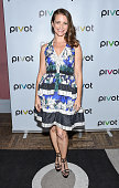 Kristin Davis attends the 'Gardeners Of Eden' Special Screening at Norwood Club on May 5 2015 in New York City