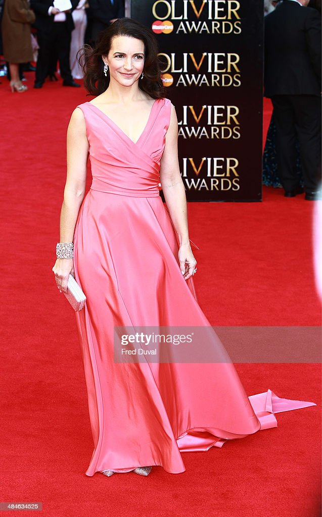 <a gi-track='captionPersonalityLinkClicked' href=/galleries/search?phrase=Kristin+Davis&family=editorial&specificpeople=202097 ng-click='$event.stopPropagation()'>Kristin Davis</a> attends The Laurence Olivier Awards with MasterCard at The Royal Opera House on April 13, 2014 in London, England.