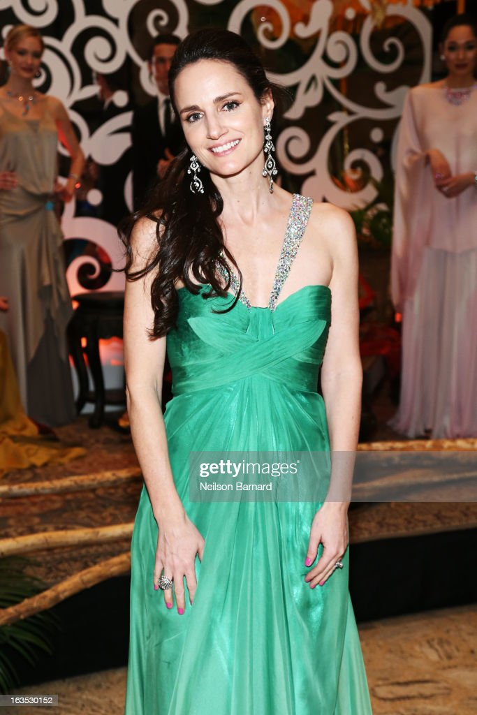 Kristin Kennedy Clark attends the School of American Ballet 2013 Winter Ball at David H. Koch Theater, Lincoln Center on March 11, 2013 in New York City.