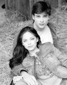 Kristin Kreuk and Tom Welling Cast of Smallville by David Fierro The Cast of Smallville for TV Guide May 10 2003
