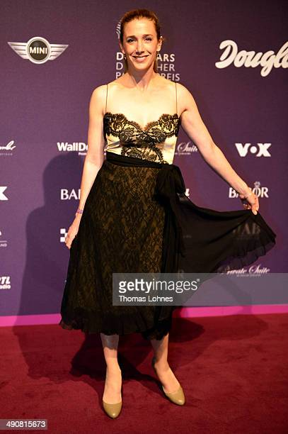 Kristin Meyer attends Babor at the Duftstars Awards 2014 at arena Berlin on May 15 2014 in Berlin Germany