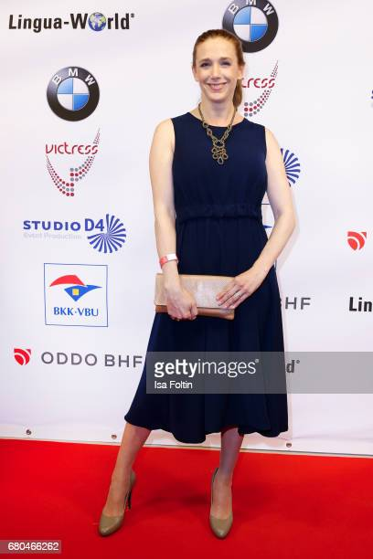 Kristin Meyer attends the Victress Awards Gala on May 8 2017 in Berlin Germany