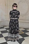 Christian Dior : Photocall - Paris Fashion Week - Haute...