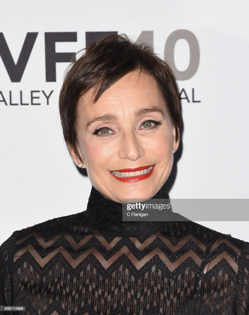 Kristin Scott Thomas attends the Opening Night Premiere of 'Darkest Hour' at the Outdoor Art Club during the 40th Mill Valley Film Festival on October 5, 2017 in Mill Valley, California.