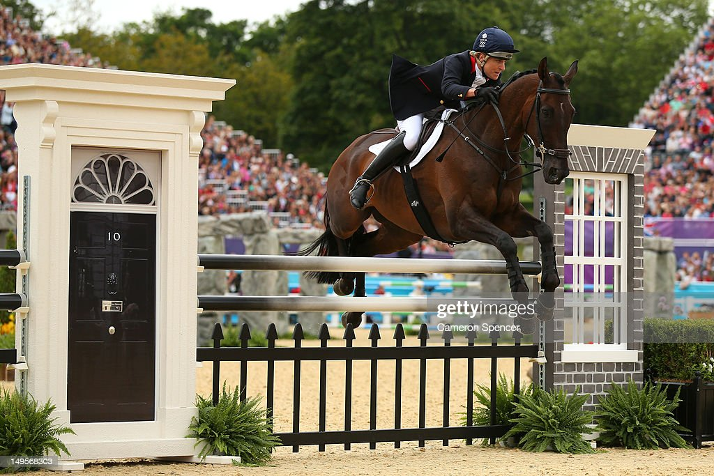 Olympics Day 4 - Equestrian