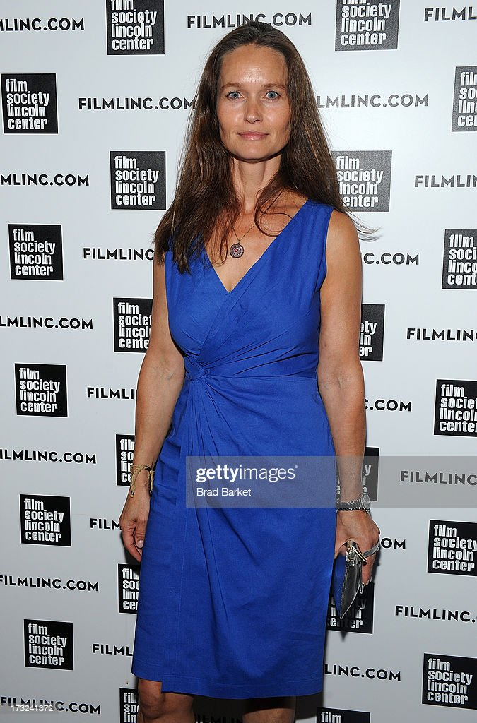 Kristina Djurhuus attends 'The Hunt' New York Premiere at Elinor Bunin Munroe Film Center on July 10, 2013 in New York City.