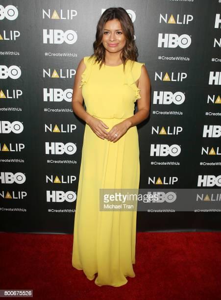 Kristina Guerrero attends the NALIP 2017 Latino Media Awards held at The Ray Dolby Ballroom at Hollywood Highland Center on June 24 2017 in Hollywood...