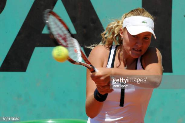 Kristina MLADENOVIC Roland Garros 2009 Tournoi Juniors