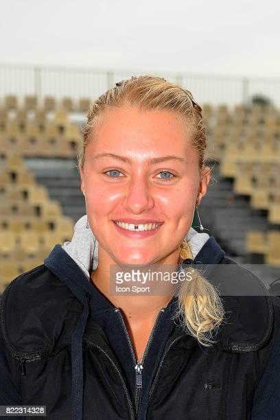 Kristina MLADENOVIC Roland Garros