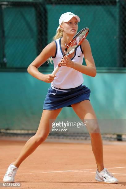 Kristina MLADENOVIC Championnats de France 2008 Roland Garros