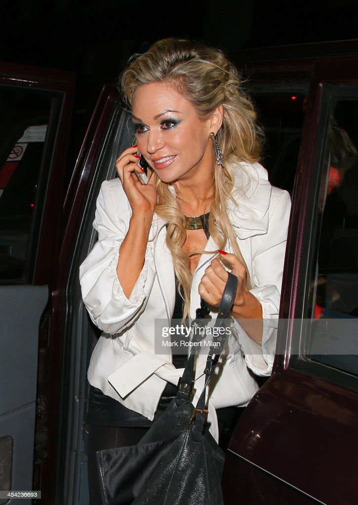 <a gi-track='captionPersonalityLinkClicked' href=/galleries/search?phrase=Kristina+Rihanoff&family=editorial&specificpeople=5584816 ng-click='$event.stopPropagation()'>Kristina Rihanoff</a> attending Kitch at Embassy night club on December 7, 2013 in London, England.