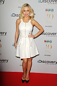 Kristina Rihanoff attends the Broadcasting Press Guild Awards sponsored by The Discovery Channel at Theatre Royal on March 28 2014 in London England