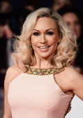 Kristina Rihanoff attends the National Television Awards at 02 Arena on January 22 2014 in London England