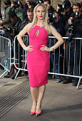 Kristina Rihanoff attends the TRIC Awards on March 10 2015 in London England