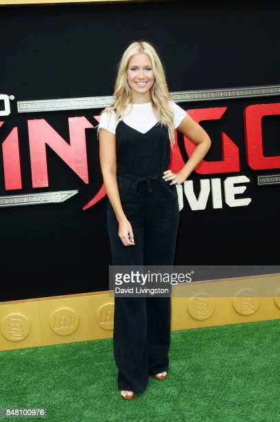 Kristine Leahy at the premiere of Warner Bros Pictures' 'The LEGO Ninjago Movie' at Regency Village Theatre on September 16 2017 in Westwood...