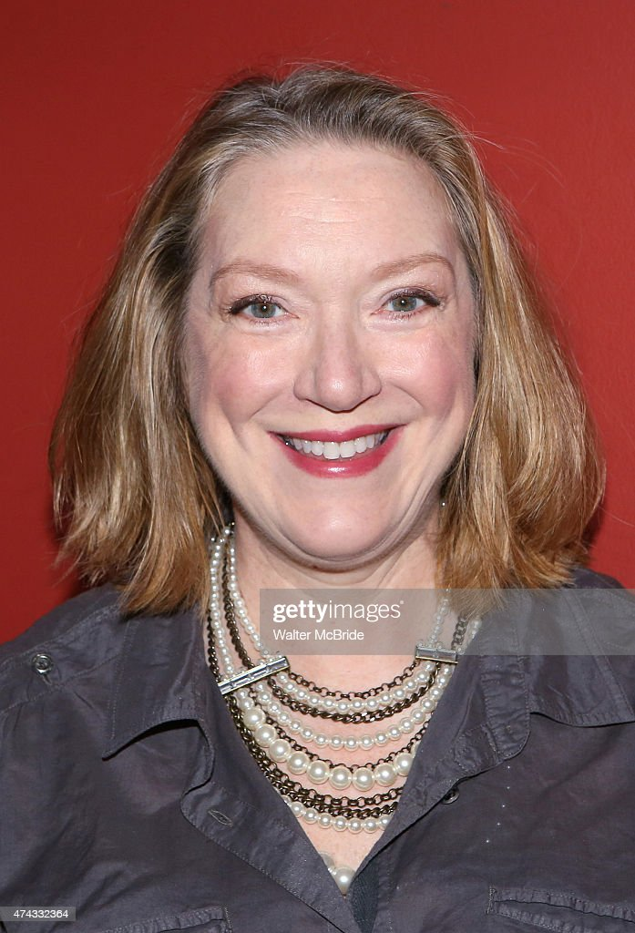 Kristine Nielsen attends the 65th Annual Outer Critics Circle Awards at Sardi's on May 21 2015 in New York City