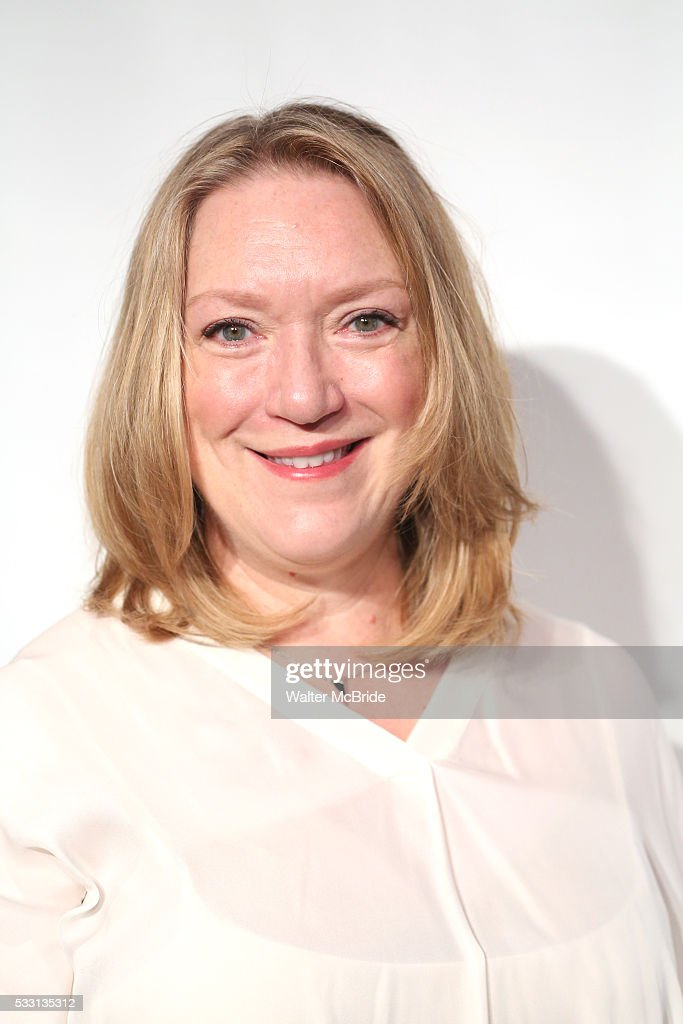 Kristine Nielsen attends The 82nd Annual Drama League Awards Ceremony and Luncheon at the Marriott Marquis Times Square on May 20 2016 in New York...