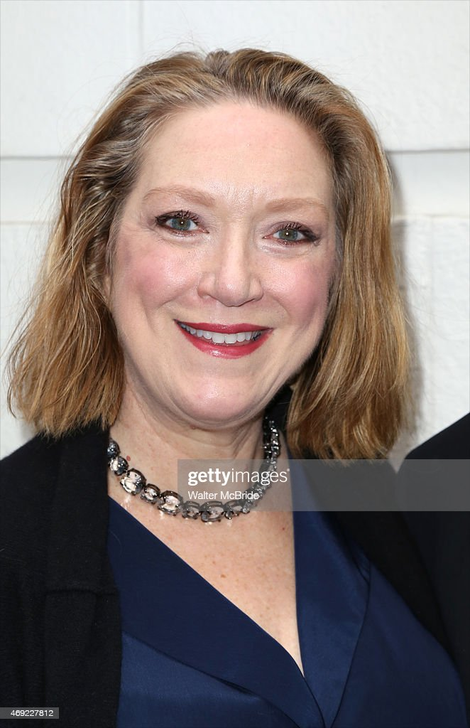 Kristine Nielsen attends the Broadway Opening Night performance of 'Gigi' at The Neil Simon Theatre on April 8 2015 in New York City