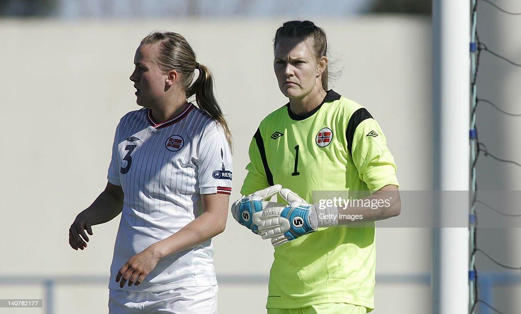 Norway v Denmark - Algarve Cup