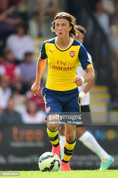 Kristoffer Olsson Arsenal