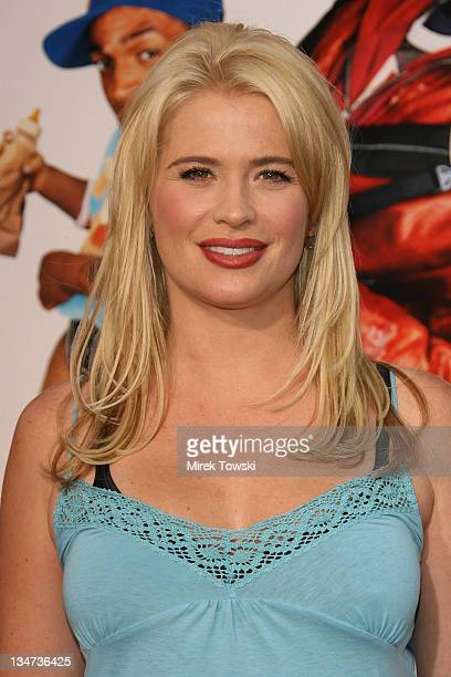 Kristy Swanson during 'Little Man' Los Angeles Premiere Arrivals at Mann National Theater in Westwood California United States