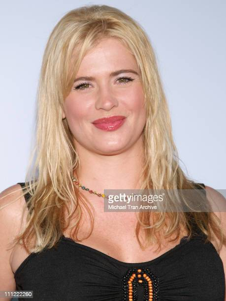 Kristy Swanson during The Concern Foundation for Cancer Research 32nd Annual Block Party at Paramount Studios Backlot in Hollywood California United...