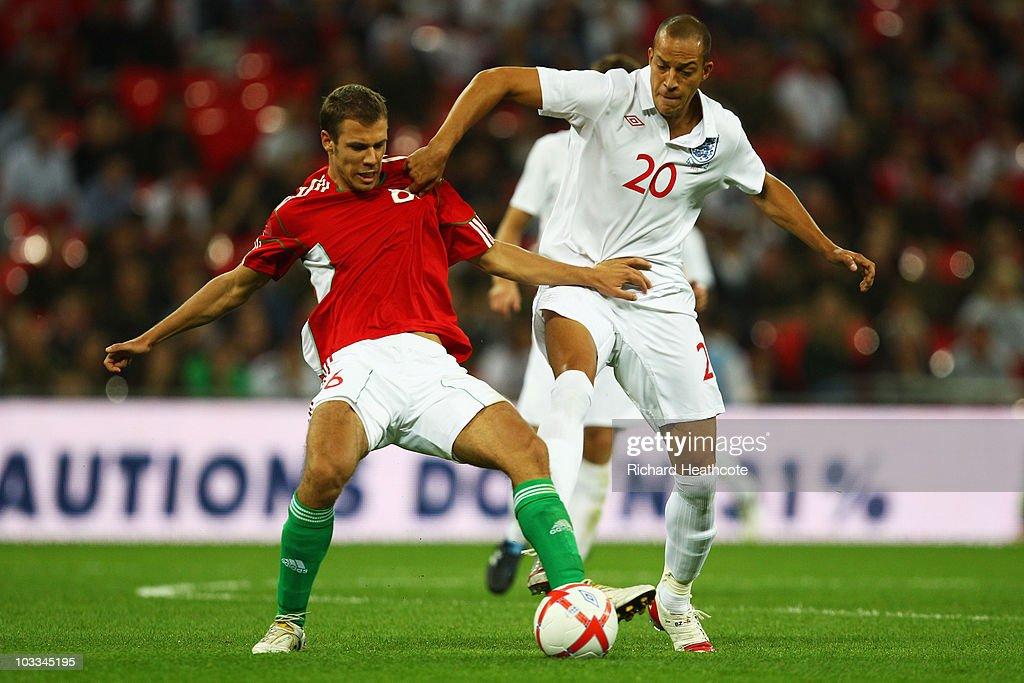 England v Hungary - International Friendly