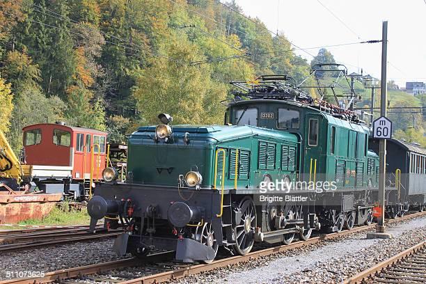 'Krokodil' Be 6/8III 13302 year 1950 SBB Schweizerische Bundesbahnen