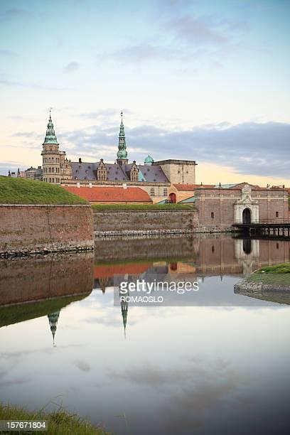Kronborg Castle, Helsingør Denmark