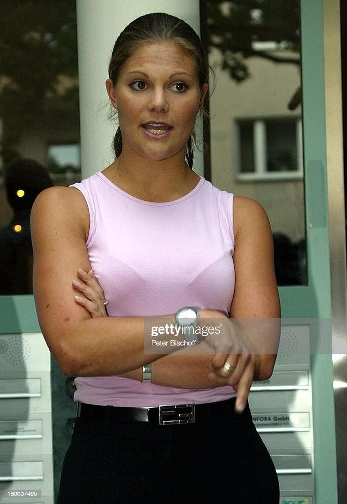 Crown Princess Victoria Of Sweden Getty Images