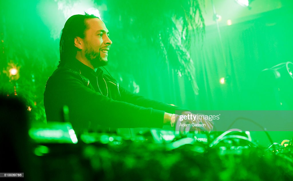 Drum & Bass pioneer Roni Size will be playing Arcadia