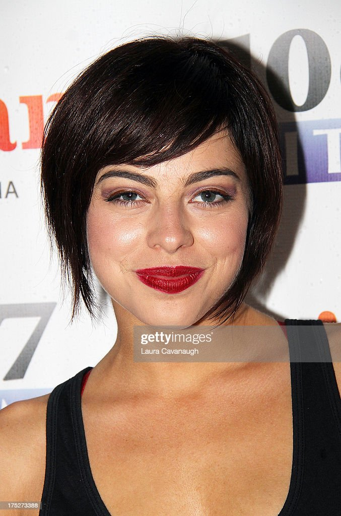 <a gi-track='captionPersonalityLinkClicked' href=/galleries/search?phrase=Krysta+Rodriguez&family=editorial&specificpeople=5356530 ng-click='$event.stopPropagation()'>Krysta Rodriguez</a> attends 106.7 LITE FM's Broadway in Bryant Park 2013 at Bryant Park on August 1, 2013 in New York City.