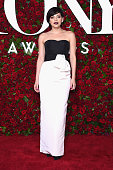 Krysta Rodriguez attends the 70th Annual Tony Awards at The Beacon Theatre on June 12 2016 in New York City