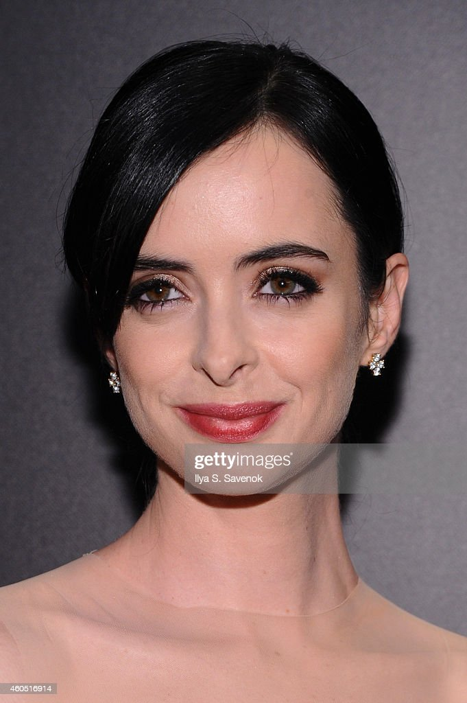 Krysten Ritter attends The New York Premiere Of BIG EYES at Museum of Modern Art on December 15 2014 in New York City