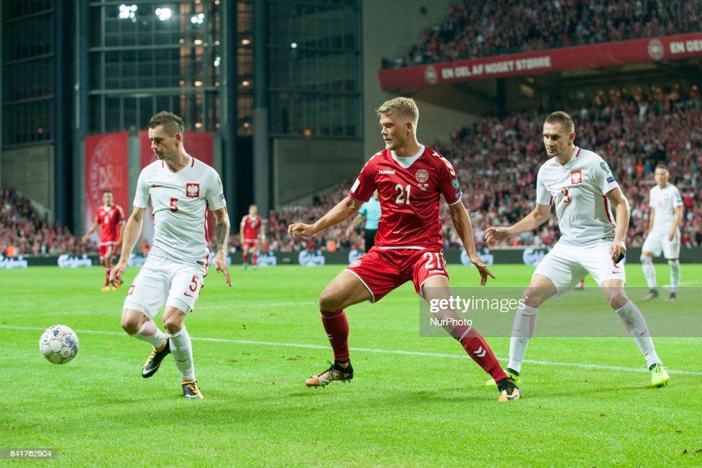 Denmark v Poland- World Cup 2018 qualifier