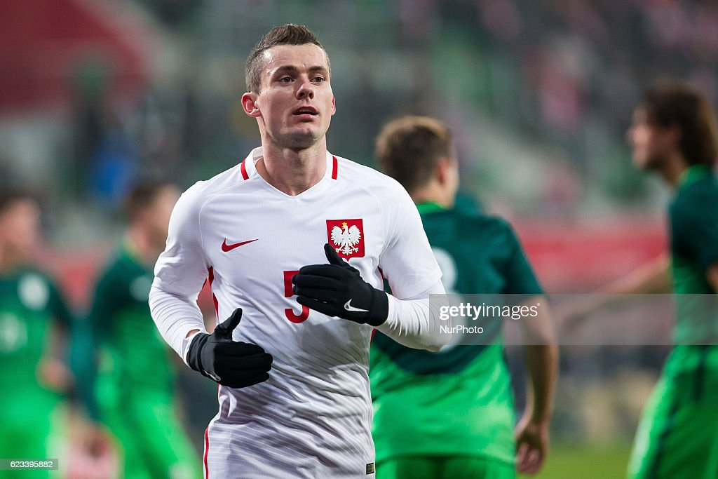 Poland v Slovenia - International Friendly