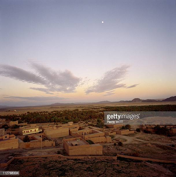 ksar Hammam Tahtani Figuig district Eastern Morocco on December 2008