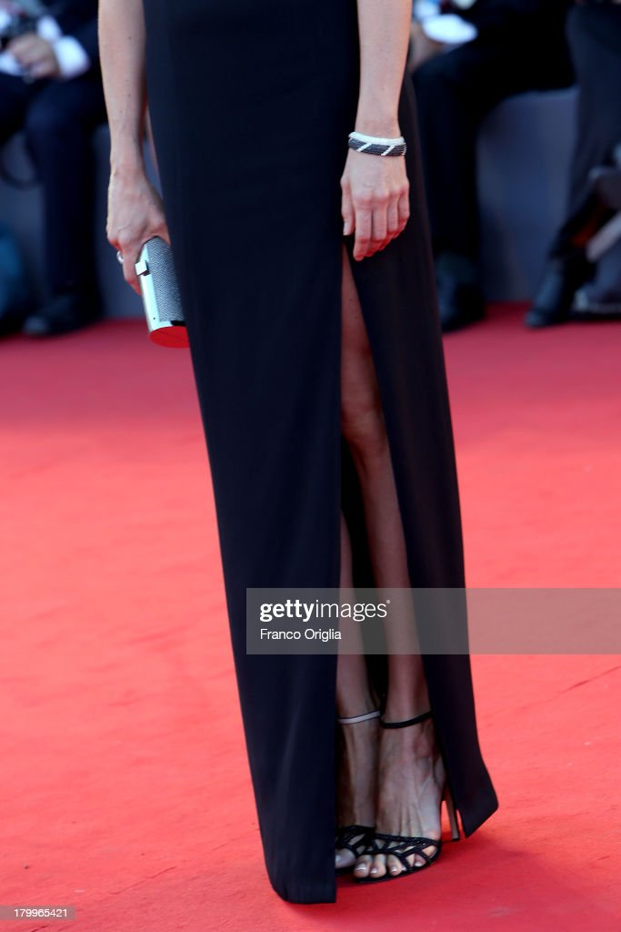 Ksenia Rappoport attends the Closing Ceremony during the 70th Venice International Film Festival at the Palazzo del Cinema on September 7, 2013 in Venice, Italy.
