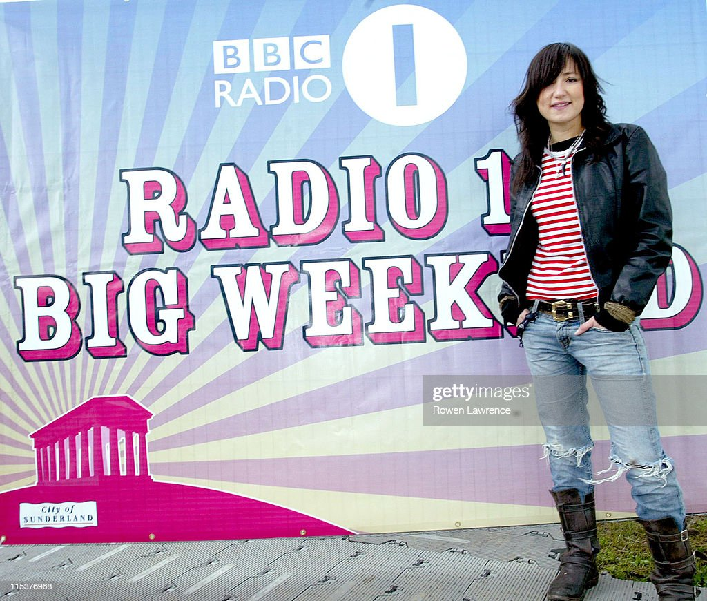 kT Tunstall during Radio 1's Big Weekend - Day 1 at Herrington Park in Sunderland, Great Britain.