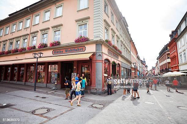 Käthe Wohlfahrt Filiale in Heidelberg