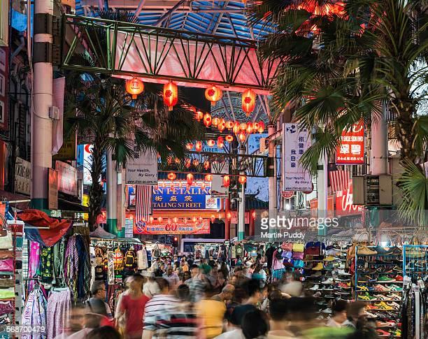 Kuala Lumpur, Chinatown night market