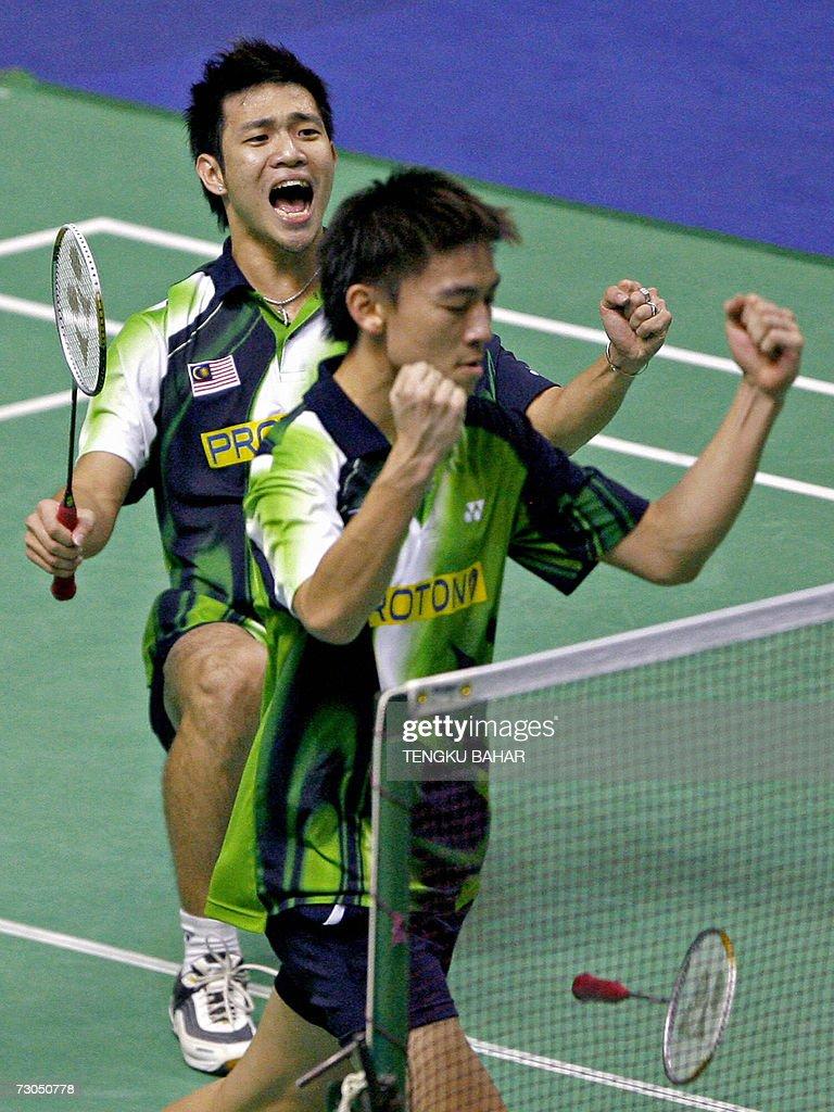 s et images de Malaysian Badminton Open