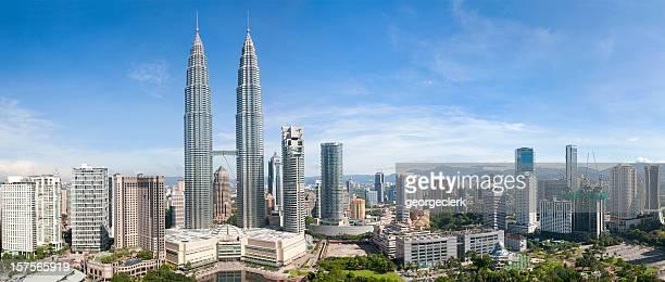 Panorama de Kuala Lumpur