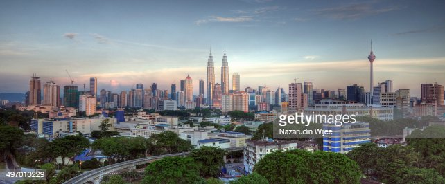 Kuala Lumpur skylines