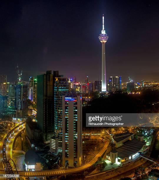Kuala Lumpur Tower - Kuala Lumpur, Malaysia