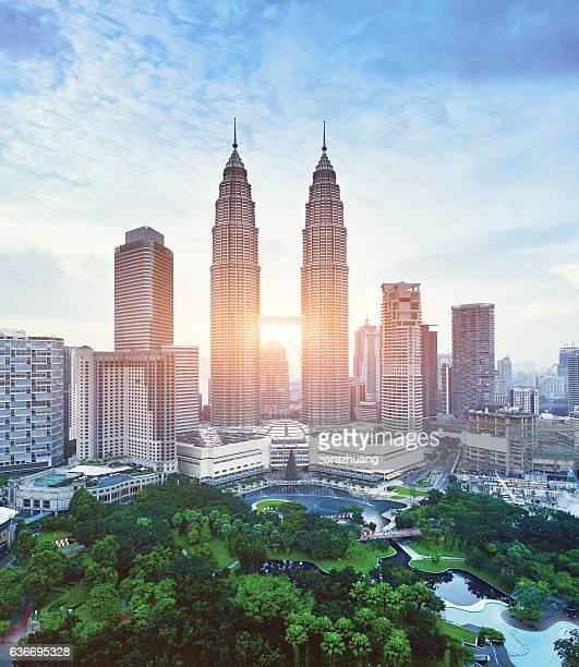 Kuala Lumpur, Escena urbana, Malasia