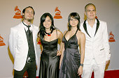 Kudai attends the 2008 Latin Recording Academy Person of the Year Tribute to Gloria Estefan held at George R Brown Convention Center on November 12...