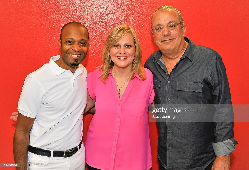 Kuk Harrell, Vocal Producer & Engineer, Jan Smith, Vocal Coach and Larry Klein, Music Producer attend the GRAMMY Pro - Art Of The Craft: Vocal Production at Ex'pression College on June 18, 2016 in Emeryville, California.