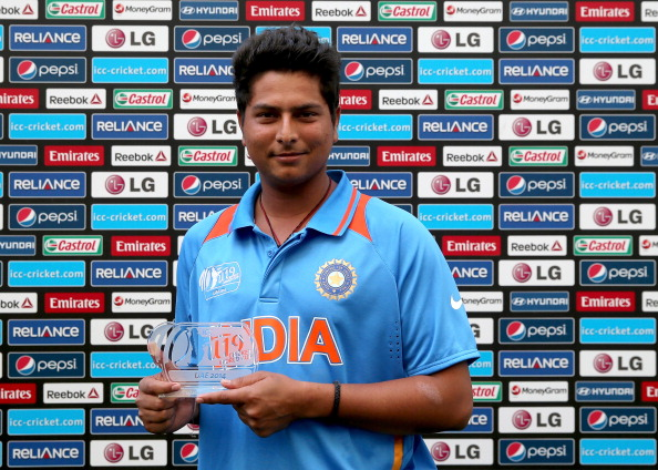 ICC Under 19 World Cup - India v Scotland : News Photo