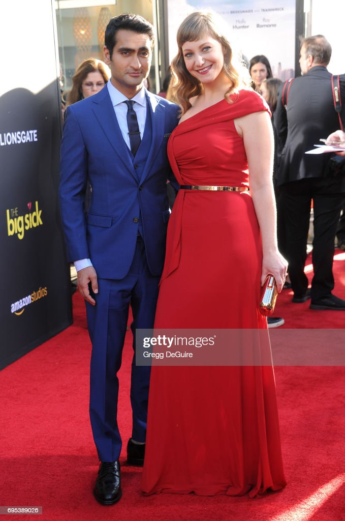 "Premiere Of Amazon Studios And Lionsgate's ""The Big Sick"" - Arrivals"